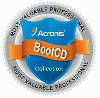 Acronis Boot CD by Strelec (21.10.2011)