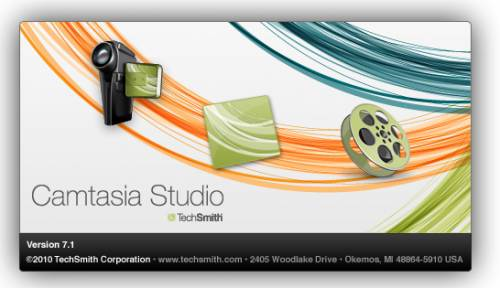 Camtasia Studio 7.1.0 Build 1631 Rus RePack + Видео курс Rus