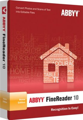 ABBYY FineReader 10 (RUS) 2011