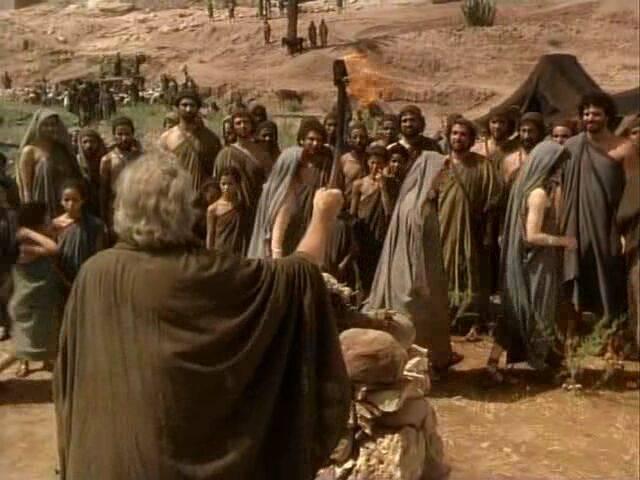 Библейские сказания: Иосиф / The Bible: Joseph