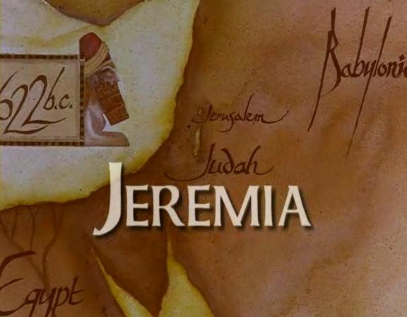Библейские сказания Иеремия / Bible Jeremiah