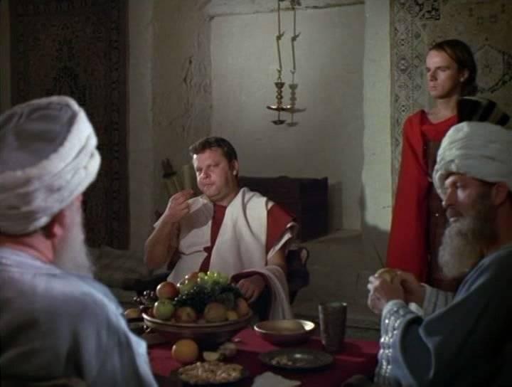 Иисус по Евангелию от Луки / Jesus (1979) DVDRip