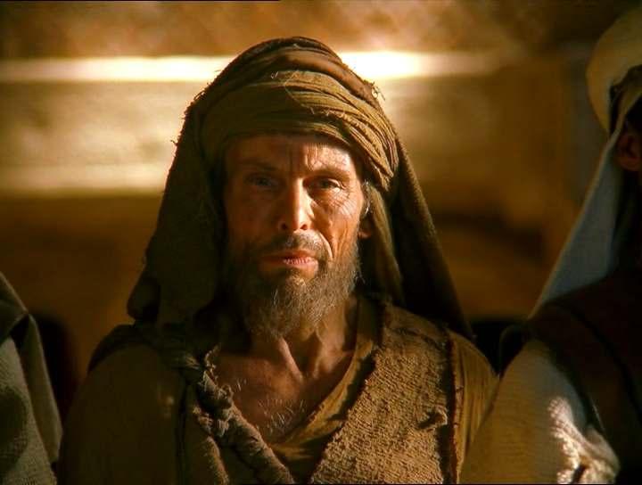 Библейские сказания: Апостол Павел: Чудо на пути в Дамаск / San Paolo