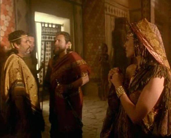 Библейские сказания: Самсон и Далила