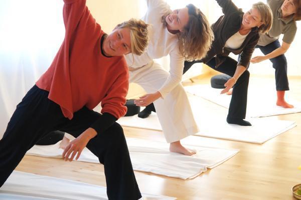 Упражнения, продлевающие долголетие