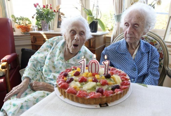 Как должны питаться долгожители?