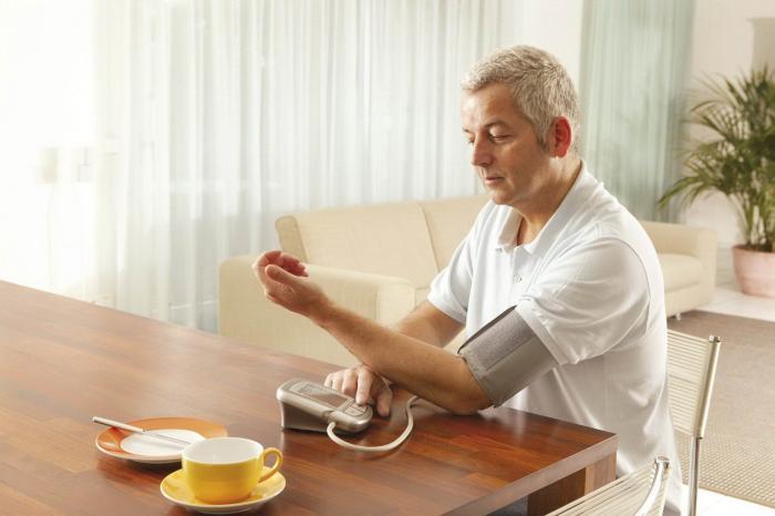 Самостоятельное измерение артериального давления в домашних условиях