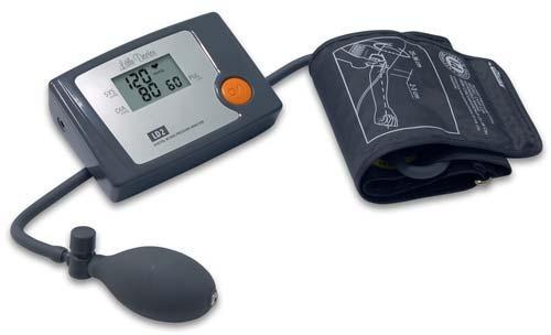 Тонометр - прибор для измерения артериального давления
