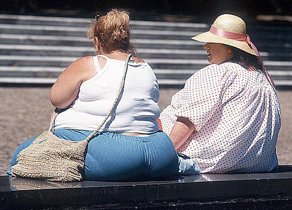 Народные советы против излишнего веса