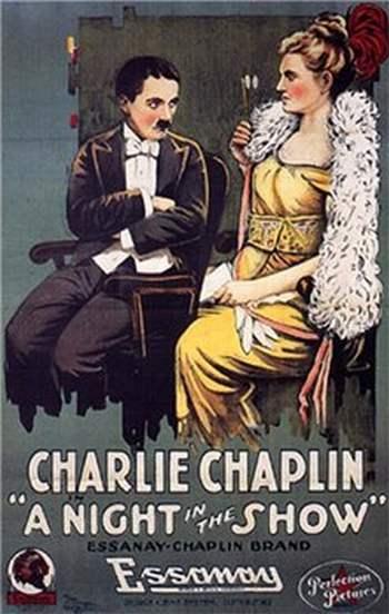 Вечер в мюзик-холле / A Night in the Show (1915)