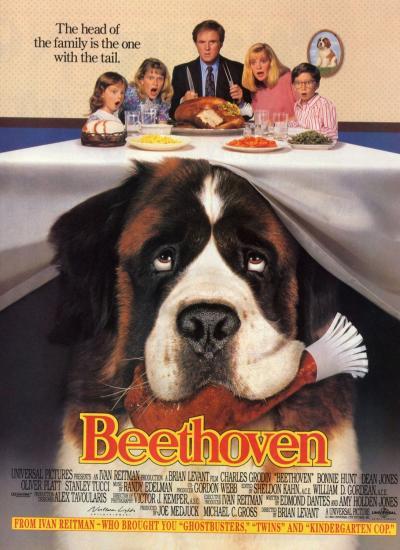 Бетховен / Beethoven (1992)
