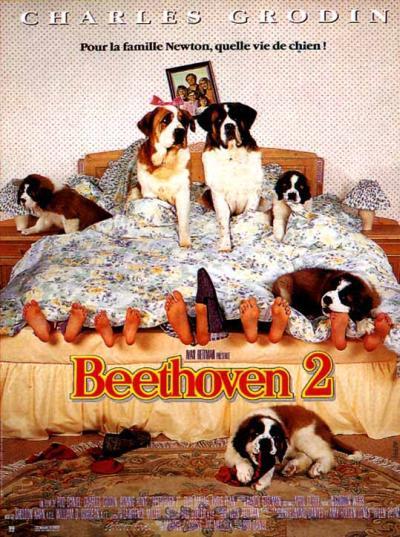 Бетховен 2 / Beethoven's 2nd (1993)