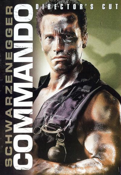 Коммандос / Commando (1985)