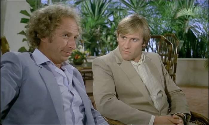 Невезучие / La Chevre (1981)