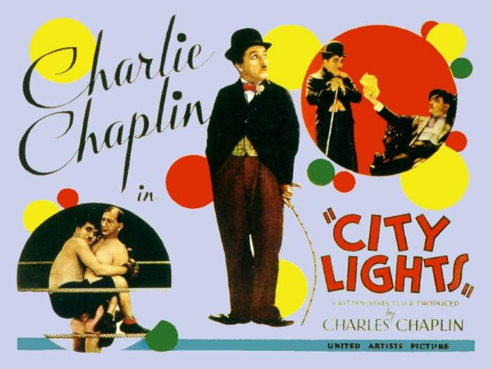 Огни большого города / City Lights (1931 )