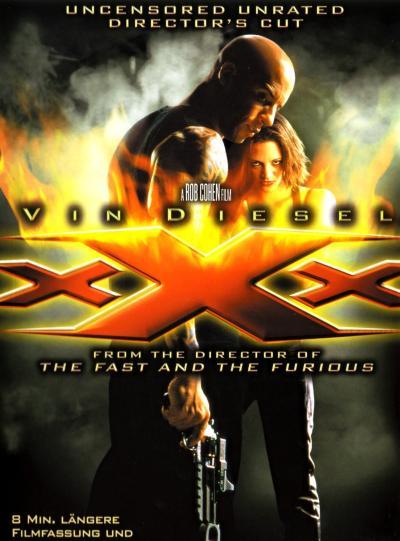 Три икса / xXx (2000)